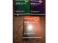 CGP - AQA GCSE The Revision Guide BIOLOGY, CHEMISTRY, PHYSICS