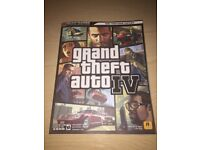 Bradygames GTAIV Game Guide great condition