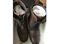 Mens topman boots