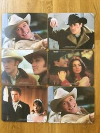 Unique Brokeback Mountain BAFTA 2006 Table Mats