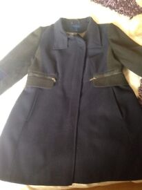 Next coat - size 18 hardly worn. Collection only