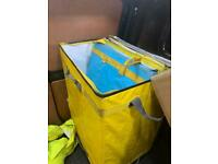 Wanted - parcel bags