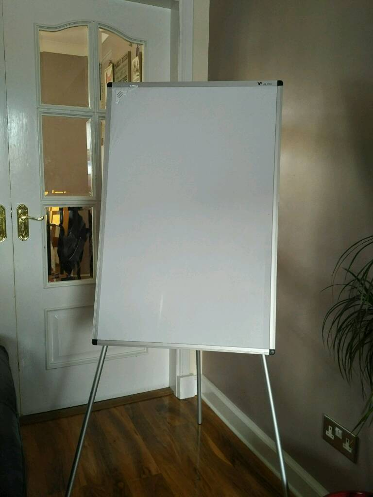 Mobile Whiteboard Brand New