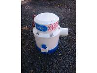 Jabsco 3550 bildge pump