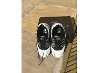 Boys golf shoes (size UK 2)