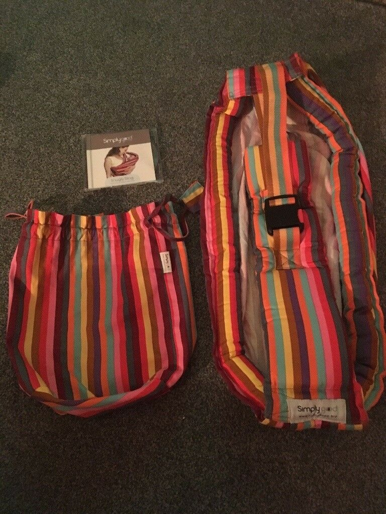 067c43f57f9 Simply good snugly baby sling
