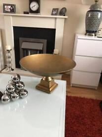 Lovely Centrepiece Bowl on Stand.