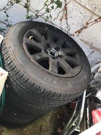Autogrip tyres 205/60/r15