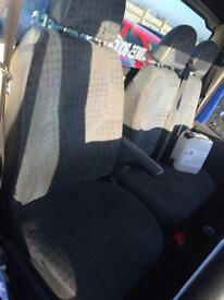 Ford transit mk7 seats