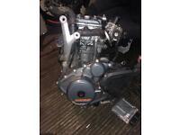 KTM Duke 390cc Complete Engine 2017 400miles rc125 duke 125