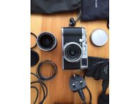 Fujifilm FinePix X100 12.3 MP Compact Digital Camera - 720p