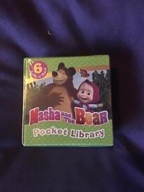 Masha and the bear books