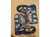 Vans Performance snowboard boots men's size 12