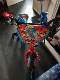 16 inch superman bike