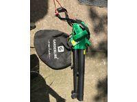 GardenLine Leaf Vac/Blower £10