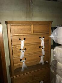 Cotswold Amelia Oak Chest of Drawers