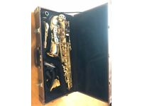 Blessing Elkhart Alto Saxophone