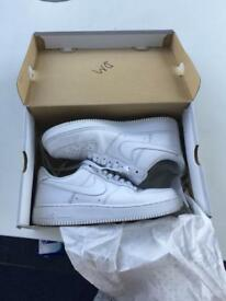 Nike Air Force 1 size 9.