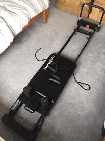 Aero Pilates exercise machine great condition £30 OPEN TO OFFERS