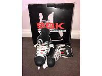 Unisex SKB Ice Hockey Boots Size 4