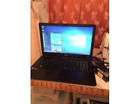 High Spec Gaming Quad Core Acer E5-521 Radeon R4 long battery Win 10 Off 13 HDMI 640GB NO OFFERS