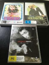 Les Fugitifs/Drunken Angel/Russ Meyer's Vixen DVDs Yagoona Bankstown Area Preview