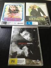 Les Fugitifs/Drunken Angel/Russ Meyer's Vixen DVDs Yagoona Bankstown Area Preview