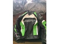 RST Tractech Evo 2, Leathers Trousers And Jacket
