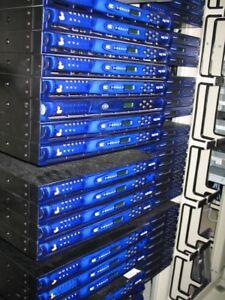 5x Cobalt Raq 4i 4r 1u linux servers with strongbolt install cd