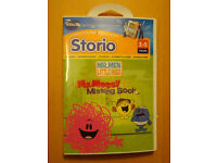 MR. MEN & LITTLE MISS > Interactive Storybook for Vtech Storio *3-5 years