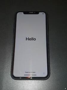 Black Iphone XR 128 GB