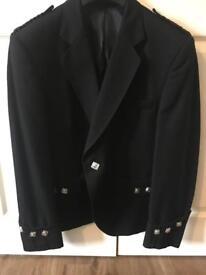 Men's modern Douglas kilt, Argyll jacket and waistcoat for sale