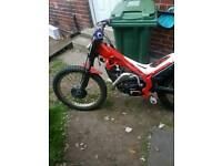 BETA evo 125cc 2013 for sale or swap not pitbike/quad/crosser