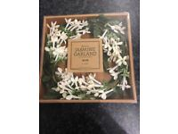 Garland - Jasmine 6 foot long. Suitable Christmas or All-year