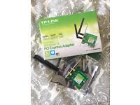 Wireless PCI PC Card