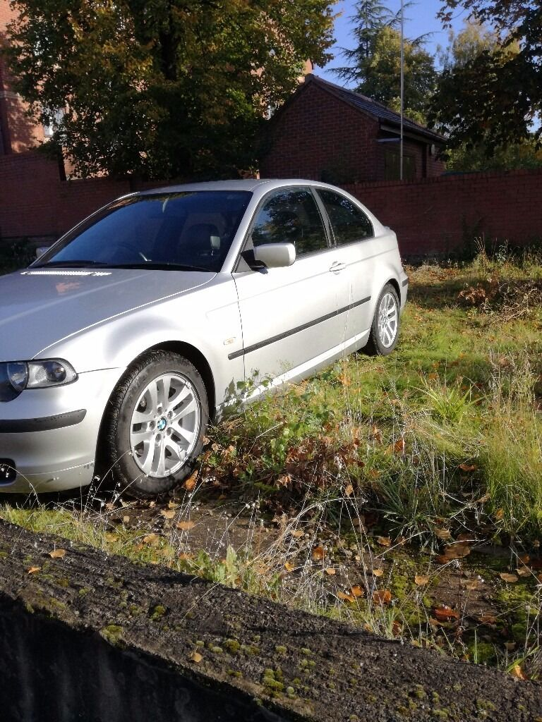 bmw e46 316ti compact in meadows nottinghamshire gumtree. Black Bedroom Furniture Sets. Home Design Ideas