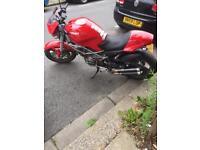 Ducati monster 620 i.e. 2004 custom