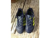 Adidas Junior Football Boots Size 10