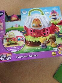 Vtech Toot Toot Fairyland Garden