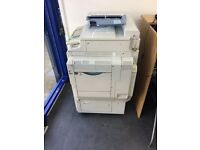 PRINTER RICOH MP C2800 / WORKING ORDER / INKS IN DRUMS / SOLD AS SEEN / NO GURANTEE