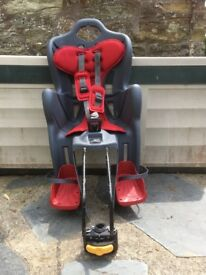 BELLELLI B-ONE REAR CHILD SEAT