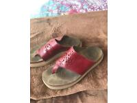 Doc marten ladies sandals size 6
