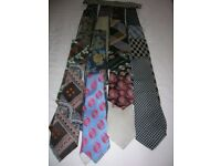 Mens Ties Assorted