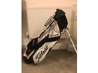 Titleist Ultra Lightweight SX1 Stand Bag