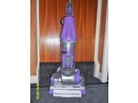 dyson DC07 animal NEW MOTOR + 6 month warranty bagless upright vacuum fully refurbished