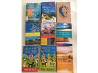 9 Travel related books