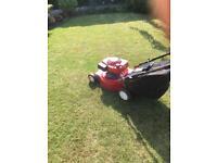 Mountfield Omega Petrol Lawnmower