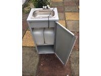 Compact sink for a camper van/caravan (gone pending collection)