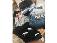 Loads of great makes desiner men clothes job lot