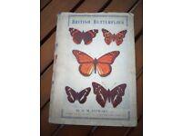British Butterflies by AM Stewart Third edition.